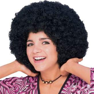 Rubie's Costume Co Afro Wig - Black 18+ yrs