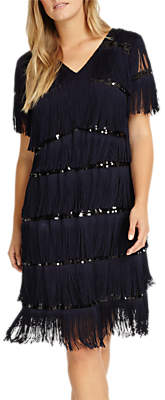 Studio 8 Holly Dress, Navy Black