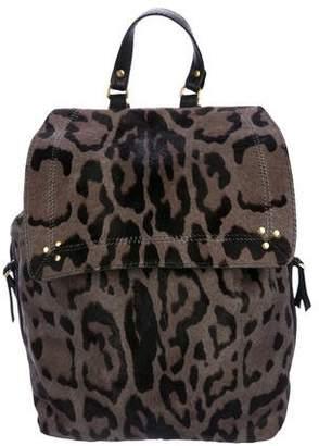 Jerome Dreyfuss Ponyhair Florent Backpack