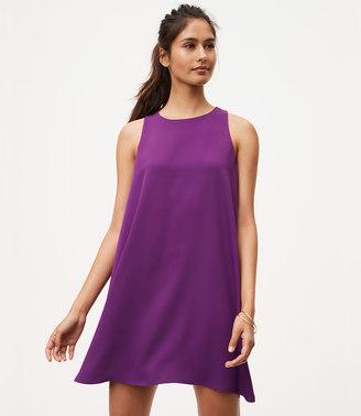 Ruffle Back Swing Dress $79.50 thestylecure.com