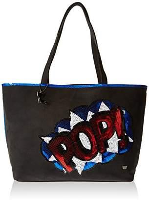 Lollipops Women 22208 Shoulder Bag Blue Size: