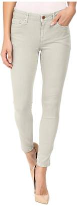 Calvin Klein Jeans Garment Dyed Ankle Skinny Women's Casual Pants