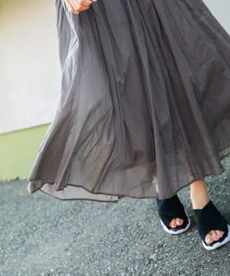 BAYFLOW (ベイフロー) - ハシゴレーススカート