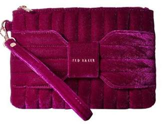 Ted Baker Velvet Bow Crossbody