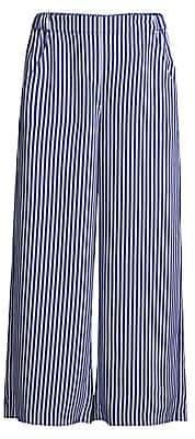 MICHAEL Michael Kors Women's Cropped Wide Leg Pants - Size 0