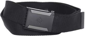 Columbia Men's Nylon Web Belt with Military Buckle
