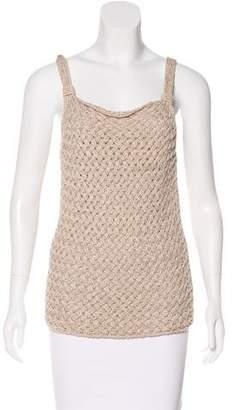 HUGO BOSS Sleeveless Knit Top w/ Tags