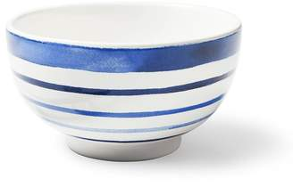 CÃ ́te DAzur Stripe Cereal Bowl