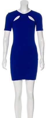 Emilio Pucci Mini Bodycon Dress Mini Bodycon Dress