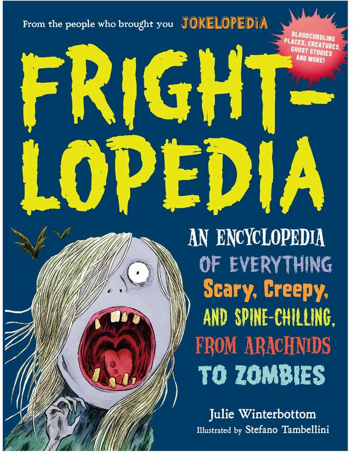 Workman Publishing Frightlopedia