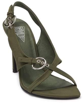 Jeffrey Campbell Winona Open Toe Stiletto Sandal
