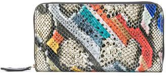 Paul Smith Snake Swirl wallet