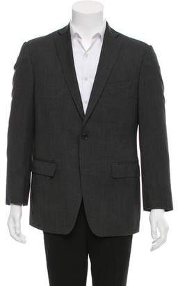 Loro Piana Super 120'S Wool Two-Button Blazer