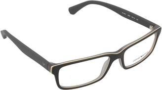 Emporio Armani Eyeglasses EA 3061 5390 TOP BLACK/MATTE GREY