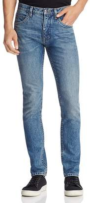 Helmut Lang Heritage Slim Fit Jeans in Indigo $240 thestylecure.com
