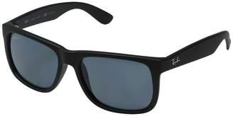 Ray-Ban RB4165 Square Boyfriend 55mm Plastic Frame Fashion Sunglasses