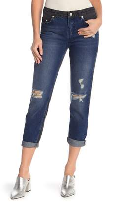French Connection Indi Distressed Jeans