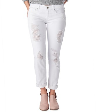 Levi's Denizen From Levis Juniors' DENIZEN from Ripped Boyfriend Jeans