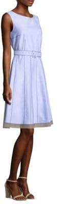 Marc Jacobs Sleeveless Gored Dress