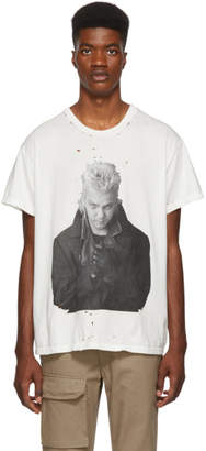Amiri White The Lost Boys T-Shirt