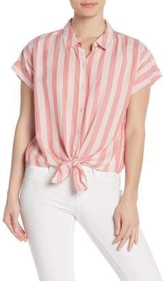 Vince Camuto Charisma Pathway Striped Blouse