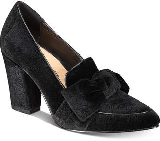 Bella Vita Gala Ii Velvet Pumps Women Shoes