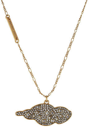Marc Jacobs Embellished Necklace
