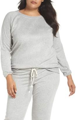 Make + Model Dreamy Crew Sweatshirt