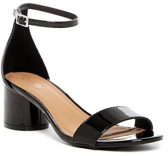 Abound Emina Rounded Block Heel Sandal - Wide Width Available $39.97 thestylecure.com
