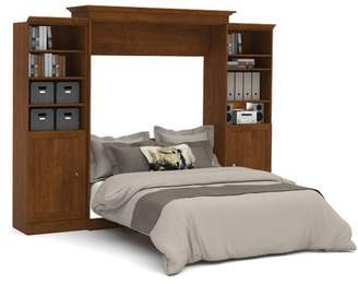 Latitude Run Acevedo Queen Murphy Wall Bed