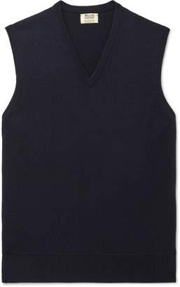 William Lockie Cashmere Sweater Vest