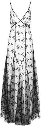 Kiki de Montparnasse Sheer Lace Gown