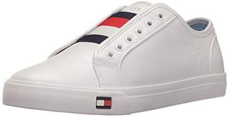 Tommy Hilfiger Women's Anni Sneaker $59 thestylecure.com