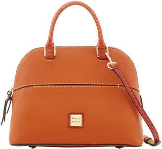 Dooney & Bourke Pebble Grain Carter Satchel