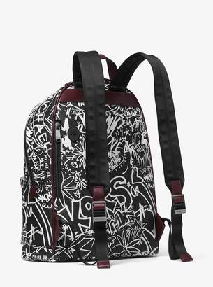 Michael Kors Jet Set Graffiti Backpack