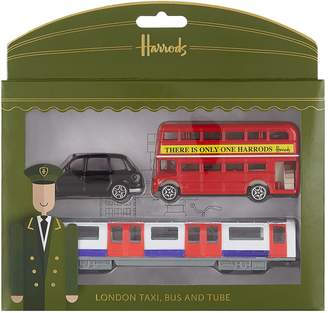 Harrods Three Set London Models