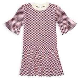 Burberry Little Girl's& Girl's Jancey Sweater Dress