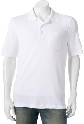 Croft & Barrow Men's Signature Pocket Polo