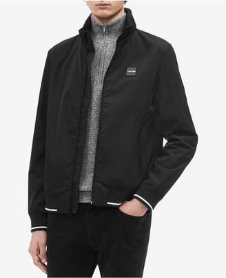 Calvin Klein Men's Ribbed Jacket