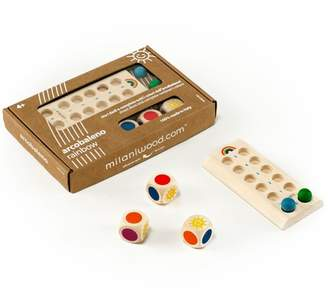 Wooden Rainbow Game Toy