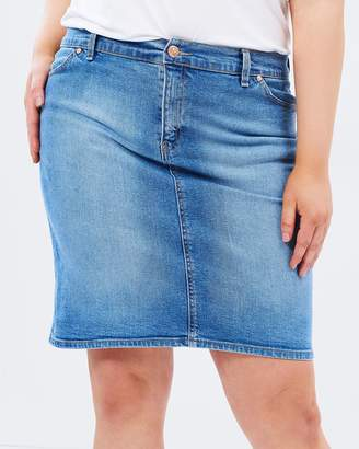 Fever Denim Skirt