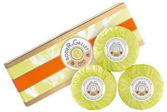 Roger & Gallet Fleur D'Osmanthus Perfumed Soaps Set Of Soaps 3X100G