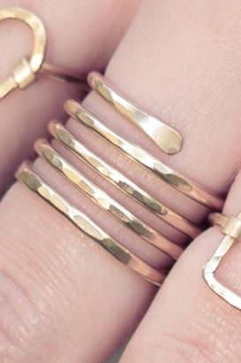 Nashelle Coil Ring