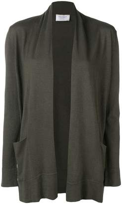 Snobby Sheep open-front fitted cardigan