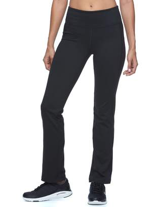Fila Sport Women's SPORT Slim & Straight Workout Pants