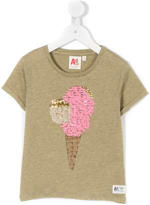 American Outfitters Kids Gelato print T-shirt