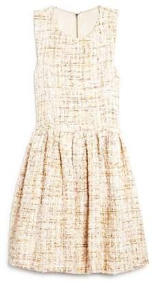 Bardot Junior Girls' Sleeveless Tweed Dress - Big Kid