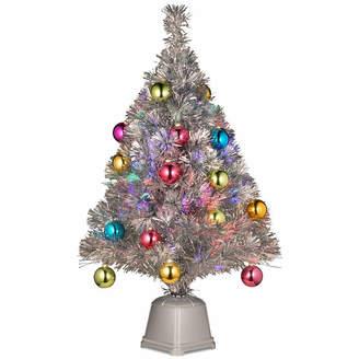 NATIONAL TREE CO National Tree Co. 2 Foot Fiber Optic Pre-Lit Christmas Tree