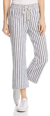 Splendid Striped Cropped Pants