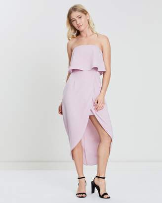 f0baadff418c Atmos   Here ICONIC EXCLUSIVE - Bree Strapless Wrap Dress